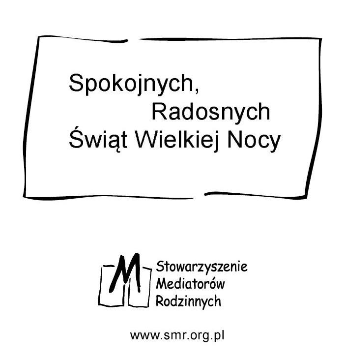 Wielkanoc 2016 - SMR